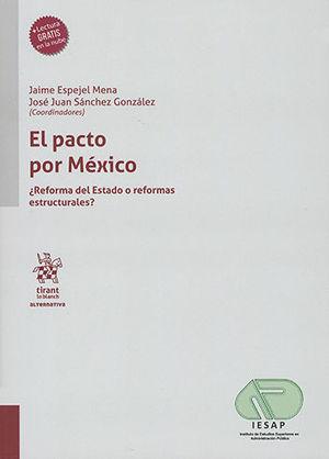 PACTO POR MÉXICO, EL
