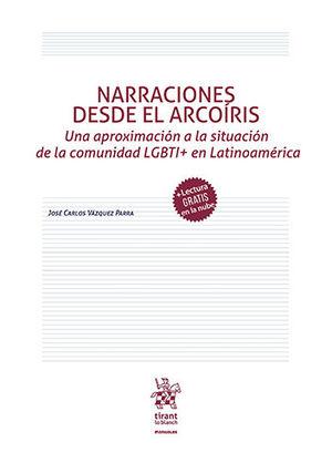 NARRACIONES DESDE EL ARCOIRIS