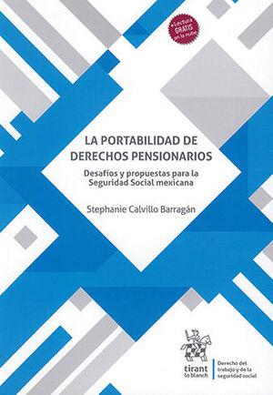 PORTABILIDAD DE DERECHOS PENSIONARIOS