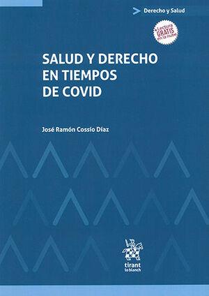 SALUD Y DERECHO EN TIEMPOS DE COVID