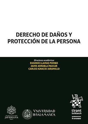 DERECHO DE DAÑOS Y PROTECCIÓN DE LA PERSONA