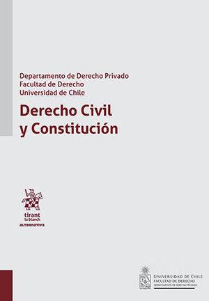 DERECHO CIVIL Y CONSTITUCIÓN