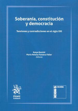 SOBERANÍA, CONSTITUCIÓN Y DEMOCRACIA
