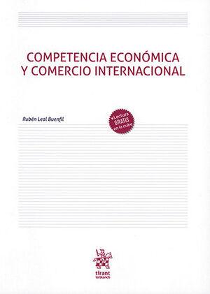 COMPETENCIA ECONÓMICA Y COMERCIO INTERNACIONAL