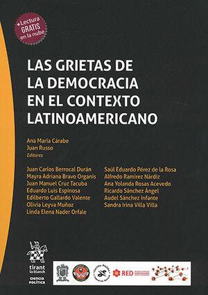 GRIETAS DE LA DEMOCRACIA EN EL CONTEXTO LATINOAMERICANO, LAS