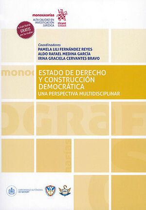 ESTADO DE DERECHO Y CONSTRUCCIÓN DEMOCRATICA