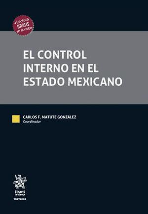 CONTROL INTERNO EN EL ESTADO MEXICANO, EL