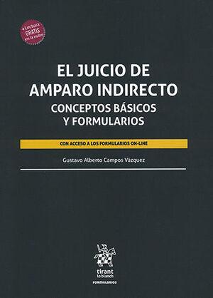 JUICIO DE AMPARO INDIRECTO, EL