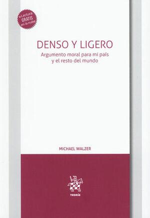 DENSO Y LIGERO