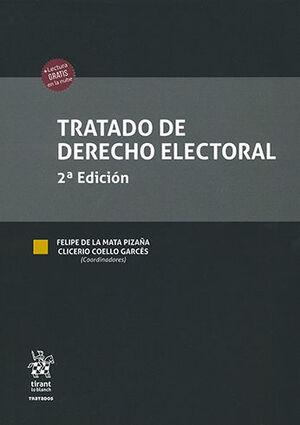 TRATADO DE DERECHO ELECTORAL - 2ª ED