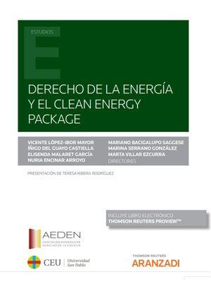 DERECHO DE LA ENERGÍA Y EL CLEAN ENERGY PACKAGE