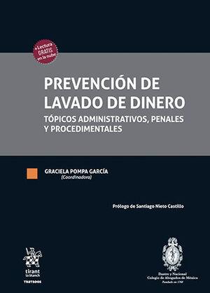 PREVENCIÓN DE LAVADO DE DINERO