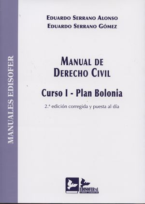 MANUAL DE DERECHO CIVIL I
