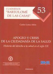APOGEO Y CRISIS DE LA CIUDADANÍA DE LA SALUD
