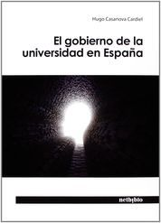 GOBIERNO DE LA UNIVERSIDAD EN ESPAÑA, EL