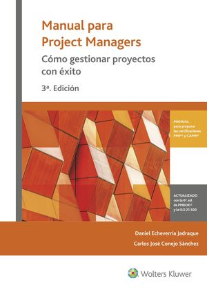MANUAL PARA PROJECT MANAGERS (3.ª EDICIÓN)