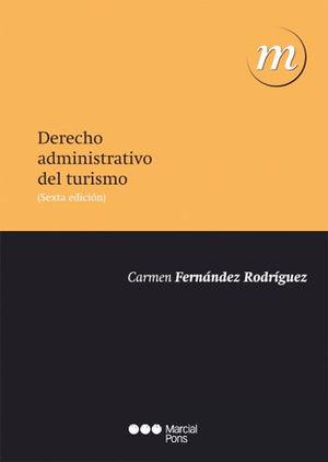DERECHO ADMINISTRATIVO DEL TURISMO