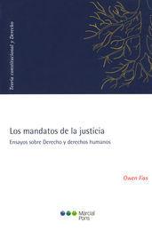 MANDATOS DE LA JUSTICIA, LOS