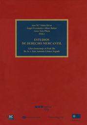 ESTUDIOS DE DERECHO MERCANTIL