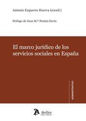 MARCO JURÍDICO DE LOS SERVICIOS SOCIALES.