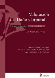 VALORACIÓN DEL DAÑO CORPORAL