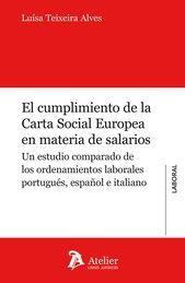 CUMPLIMIENTO DE LA CARTA SOCIAL EUROPEA EN MATERIA DE SALARIOS.