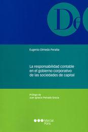 RESPONSABILIDAD CONTABLE EN EL GOBIERNO CORPORATIVO DE LAS SOCIEDADES DE CAPITAL, LA
