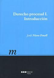 DERECHO PROCESAL I. INTRODUCCIÓN