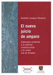 NUEVO JUICIO DE AMPARO, EL
