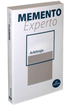 MEMENTO EXPERTO ARBITRAJE 2015