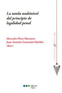 TUTELA MULTINIVEL DEL PRINCIPIO DE LEGALIDAD PENAL, LA