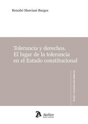 TOLERANCIA Y DERECHOS.