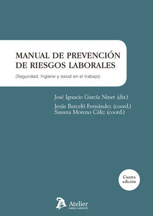 MANUAL DE PREVENCIÓN DE RIESGOS LABORALES 2017