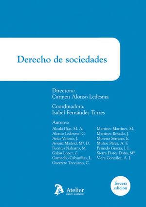 DERECHO DE SOCIEDADES 2017