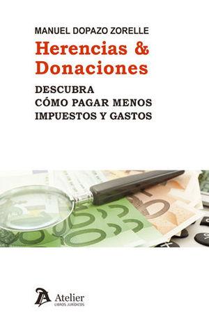 HERENCIAS & DONACIONES.