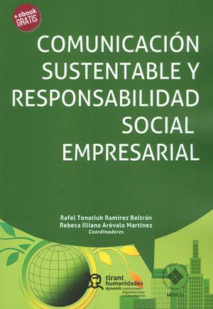 COMUNICACIÓN SUSTENTABLE Y RESPONSABILIDAD SOCIAL EMPRESARIAL