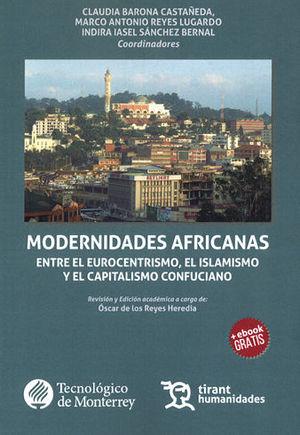 MODERNIDADES AFRICANAS +EBOOK GRATIS