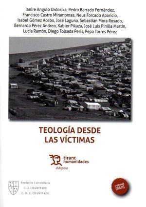 TEOLOGÍA DESDE LAS VÍCTIMAS