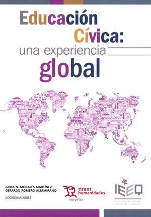 EDUCACIÓN CÍVICA. UNA EXPERIENCIA GLOBAL