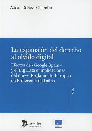 EXPANSIÓN DEL DERECHO AL OLVIDO DIGITAL, LA