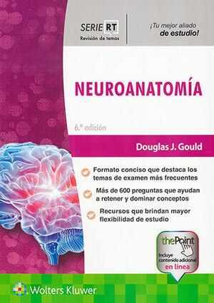 NEUROANATOMIA SERIE REVISION DE TEMAS 6ª ED.