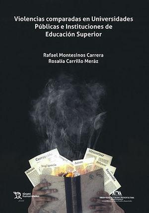 VIOLENCIAS COMPARADAS EN UNIVERSIDADES PÚBLICAS E INSTITUCIONES DE EDUCACIÓN SUPERIOR