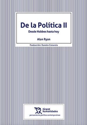 DE LA POLÍTICA II