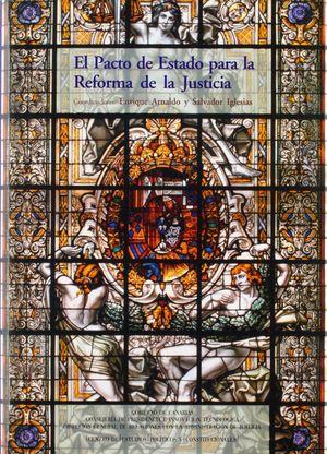 PACTO DE ESTADO PARA LA REFORMA DE LA JUSTICIA, EL