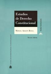 ESTUDIOS DE DERECHO CONSTITUCIONAL