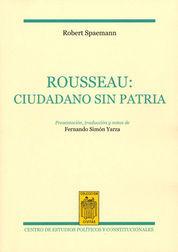 ROUSSEAU : CIUDADANO SIN PATRIA