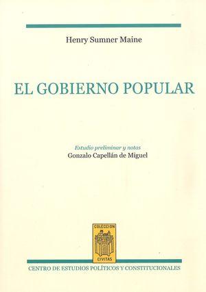 GOBIERNO POPULAR, EL