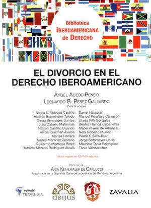 DIVORCIO EN EL DERECHO IBEROAMERICANO, EL