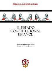 ESTADO CONSTITUCIONAL ESPAÑOL, EL