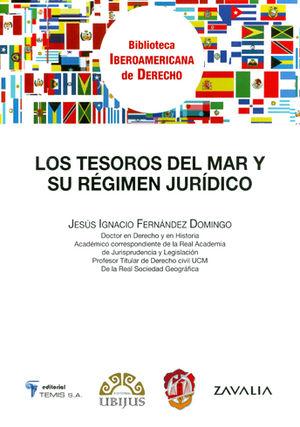 TESOROS DEL MAR Y SU RÉGIMEN JURÍDICO